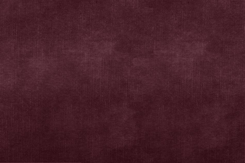 NORIS Narożnik z pufą welur magenta bordowy - zdjęcie 11