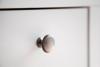 FARGE Elegancka szafka rtv 160 cm biała biały - zdjęcie 4