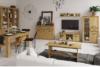 LEORI Duża komoda 125 cm w stylu loft dąb artisan dąb artisan - zdjęcie 3