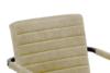 BASKO Krzesło biurowe kremowe kremowy/czarny - zdjęcie 7