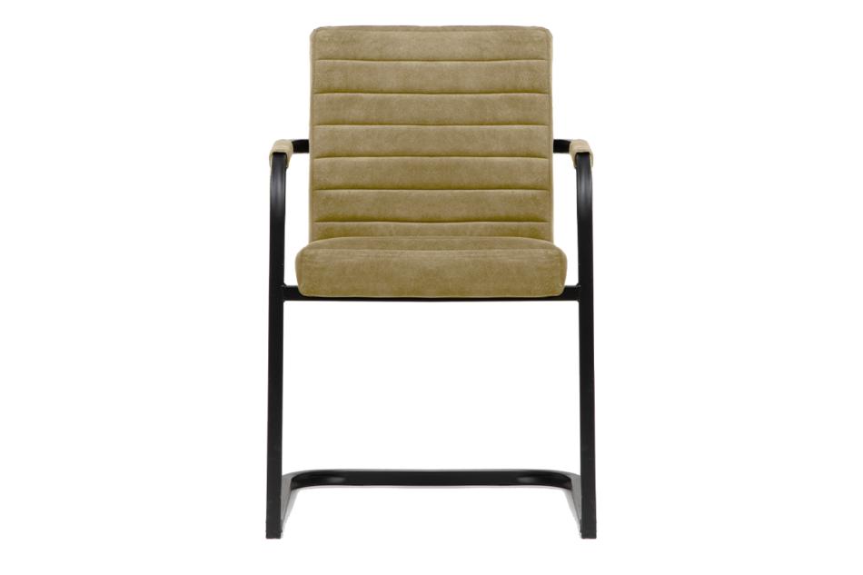 BASKO Krzesło biurowe beżowe beżowy/czarny - zdjęcie 1