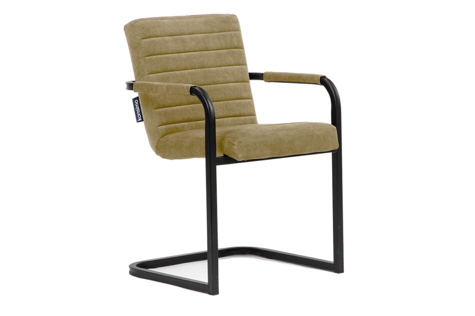 BASKO Krzesło biurowe beżowe beżowy/czarny - zdjęcie 0