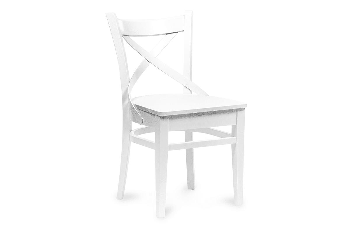Krzesło do kuchni białe