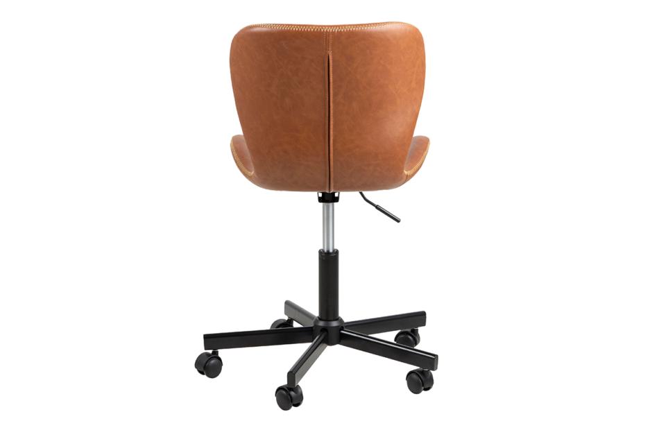 ROTIO Krzesło obrotowe brązowe brązowy - zdjęcie 3