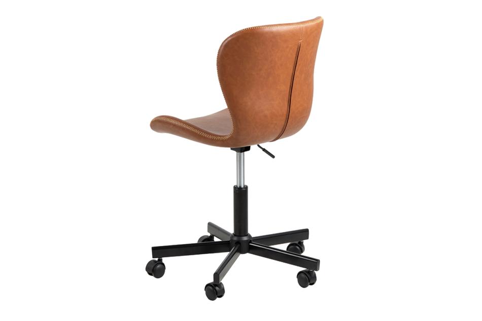 ROTIO Krzesło obrotowe brązowe brązowy - zdjęcie 4