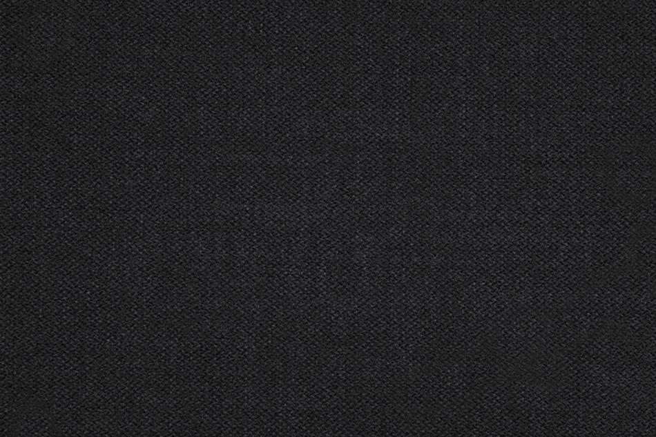 ROTIO Krzesło obrotowe tapicerowane czarne antracytowy - zdjęcie 6