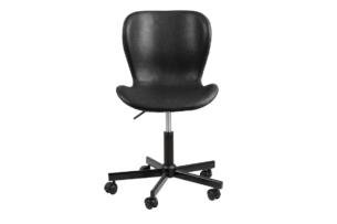 ROTIO, https://konsimo.pl/kolekcja/rotio/ Krzesło obrotowe czarne czarny - zdjęcie