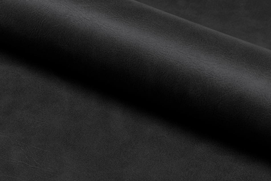 ROTIO Krzesło obrotowe czarne czarny - zdjęcie 5