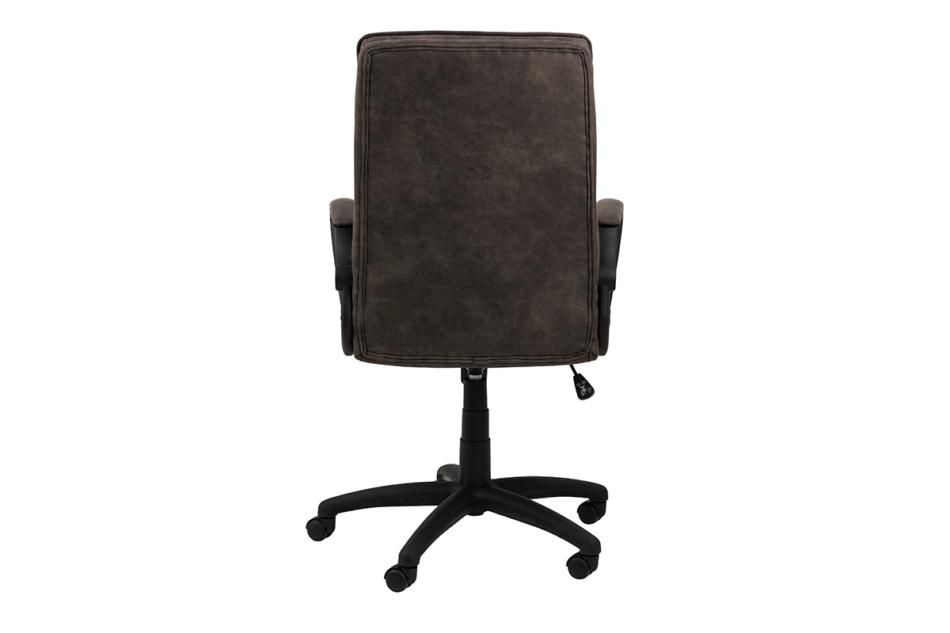 VILO Fotel obrotowy do biurka szary antracytowy - zdjęcie 4