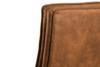 VILO Fotel obrotowy do biurka brązowy brązowy - zdjęcie 6