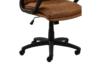 VILO Fotel obrotowy do biurka brązowy brązowy - zdjęcie 7