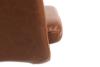 NOLO Fotel obrotowy ekoskóra brązowy brązowy - zdjęcie 9