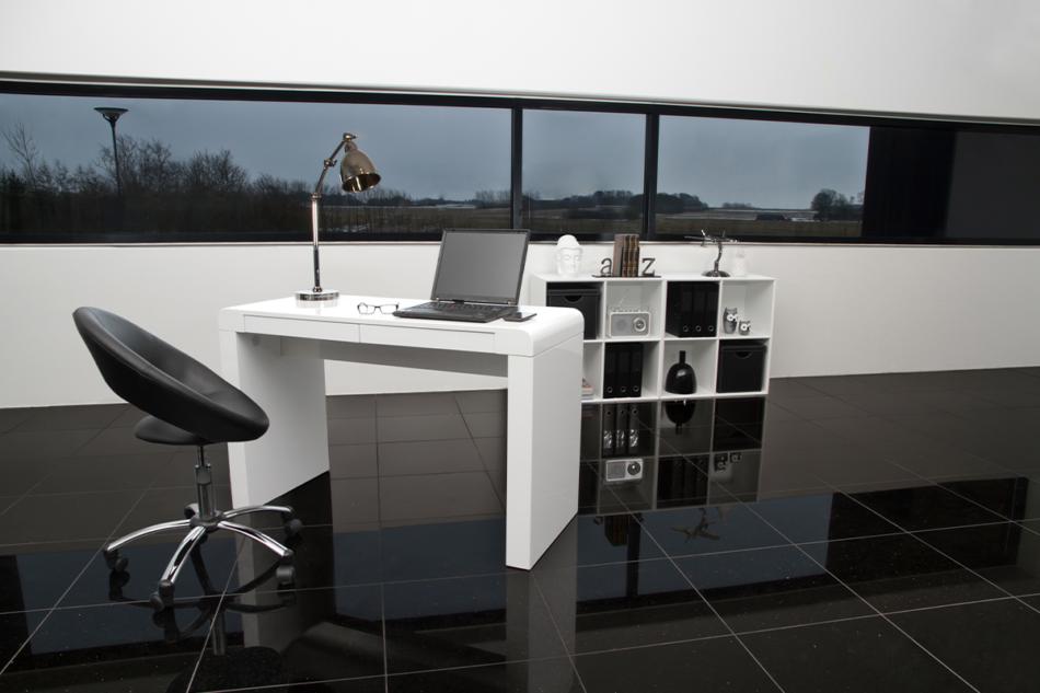 ORBI Krzesło barowe obrotowe czarne czarny - zdjęcie 2