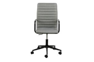 NESCO, https://konsimo.pl/kolekcja/nesco/ Krzesło biurowe obrotowe szare jasny szary - zdjęcie