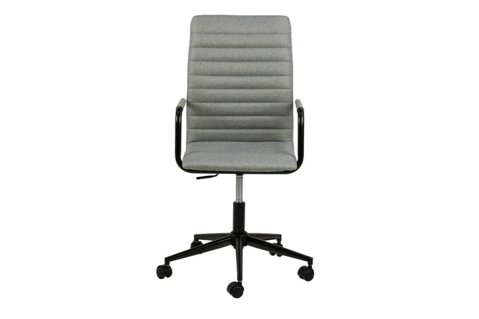 NESCO Krzesło biurowe obrotowe szare jasny szary - zdjęcie 0