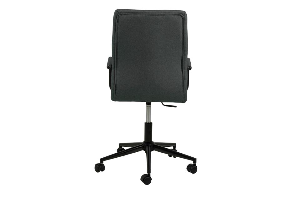 NESCO Krzesło biurowe obrotowe ciemno szare ciemny szary - zdjęcie 2