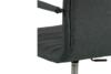 NESCO Krzesło biurowe obrotowe ciemno szare ciemny szary - zdjęcie 8