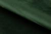 MOTLO Skandynawskie krzesło obrotowe butelkowa zieleń ciemny zielony - zdjęcie 2