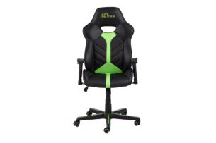 DARCO, https://konsimo.pl/kolekcja/darco/ Krzesło gamingowe zieleń czarny/zielony - zdjęcie