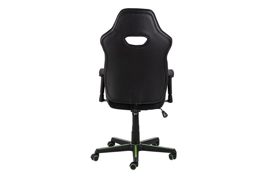 DARCO Krzesło gamingowe zieleń czarny/zielony - zdjęcie 8
