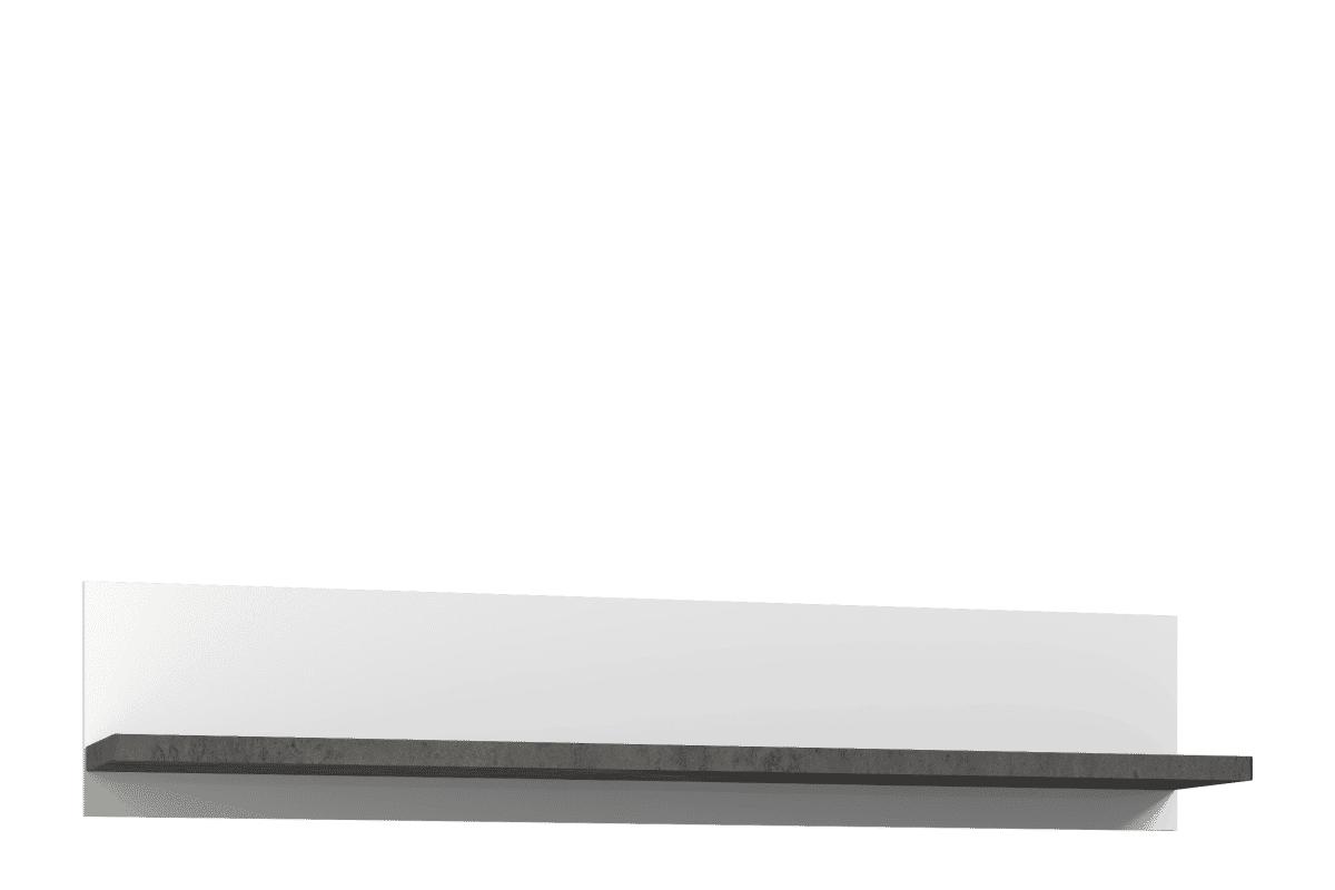 Półka na ksiażki wisząca