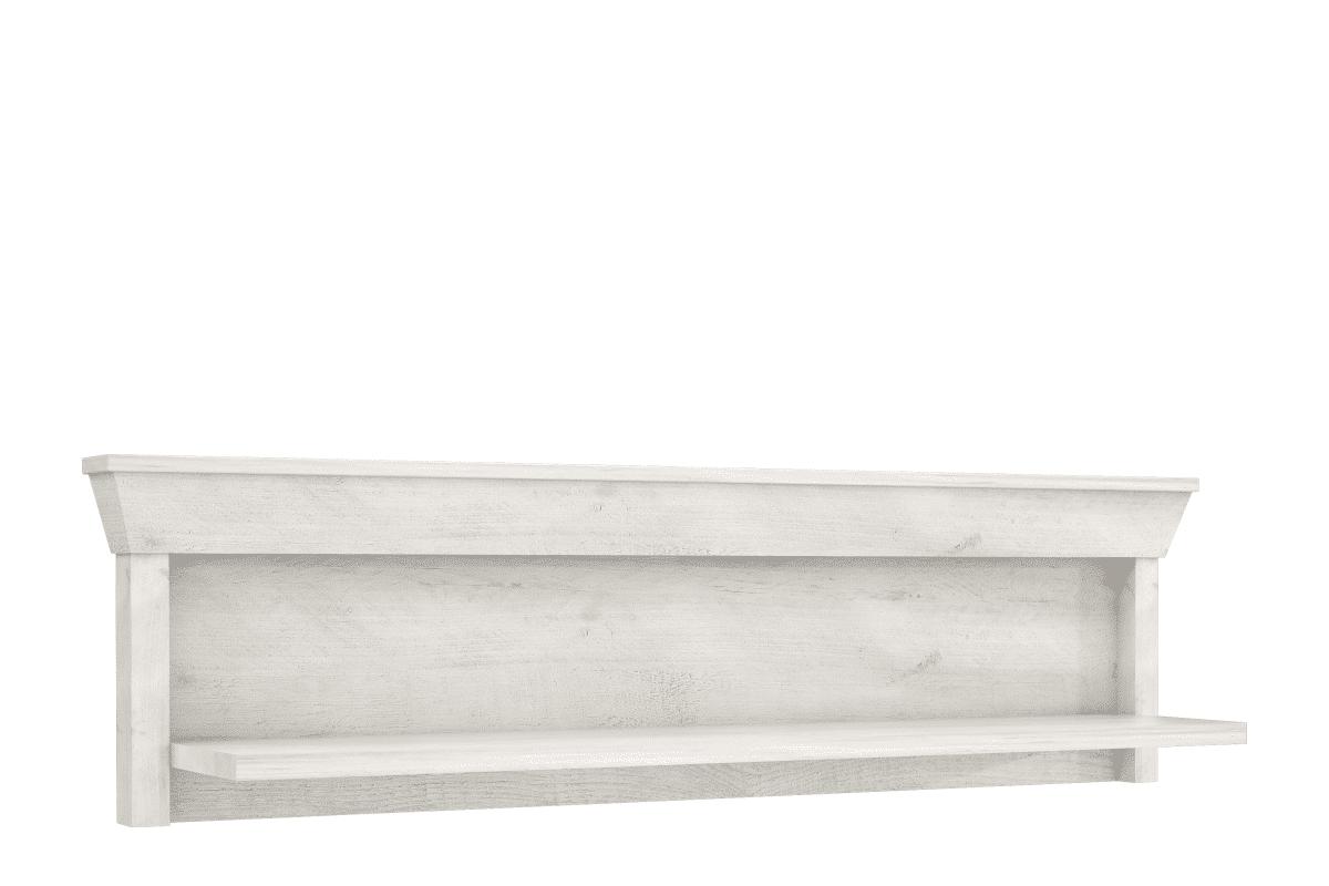 Półka wisząca rustykalna