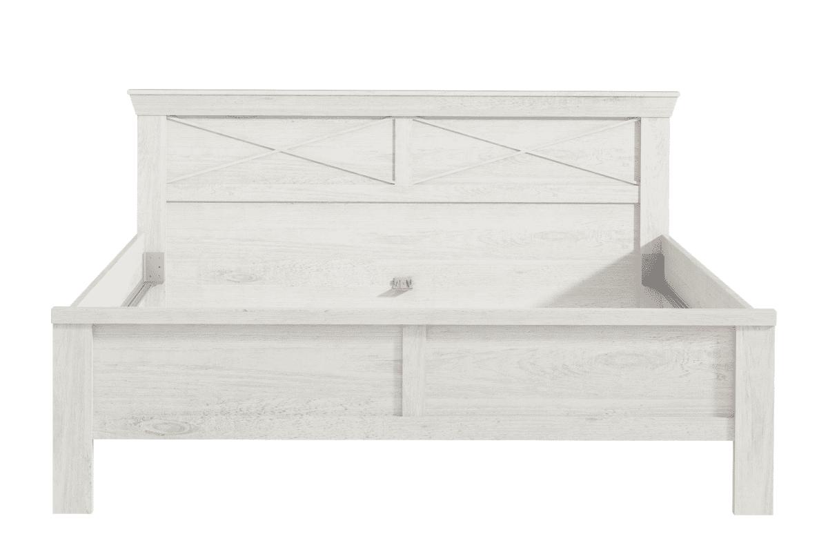 Rama łożka 160x200 rustykalna