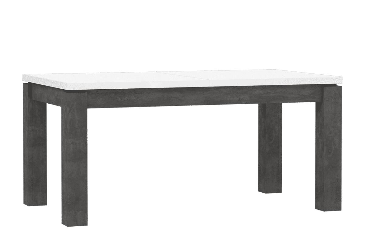 Stylowy duży stół do jadalni