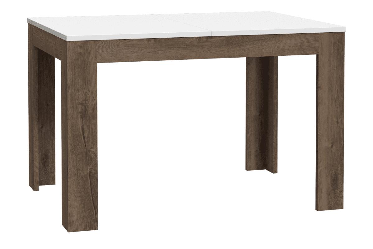 Funkcjonalny stół rozkładany do jadalni