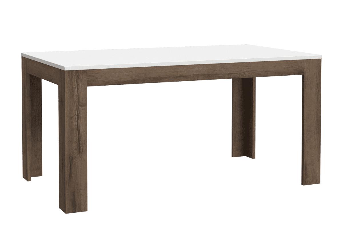 Funkcjonalny stół do kuchni rozkładany