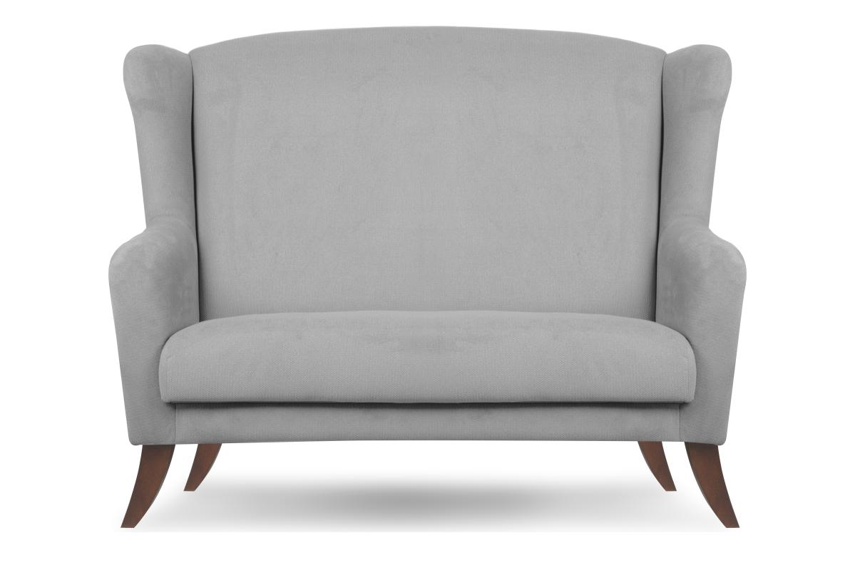 Skandynawska sofa uszak szara